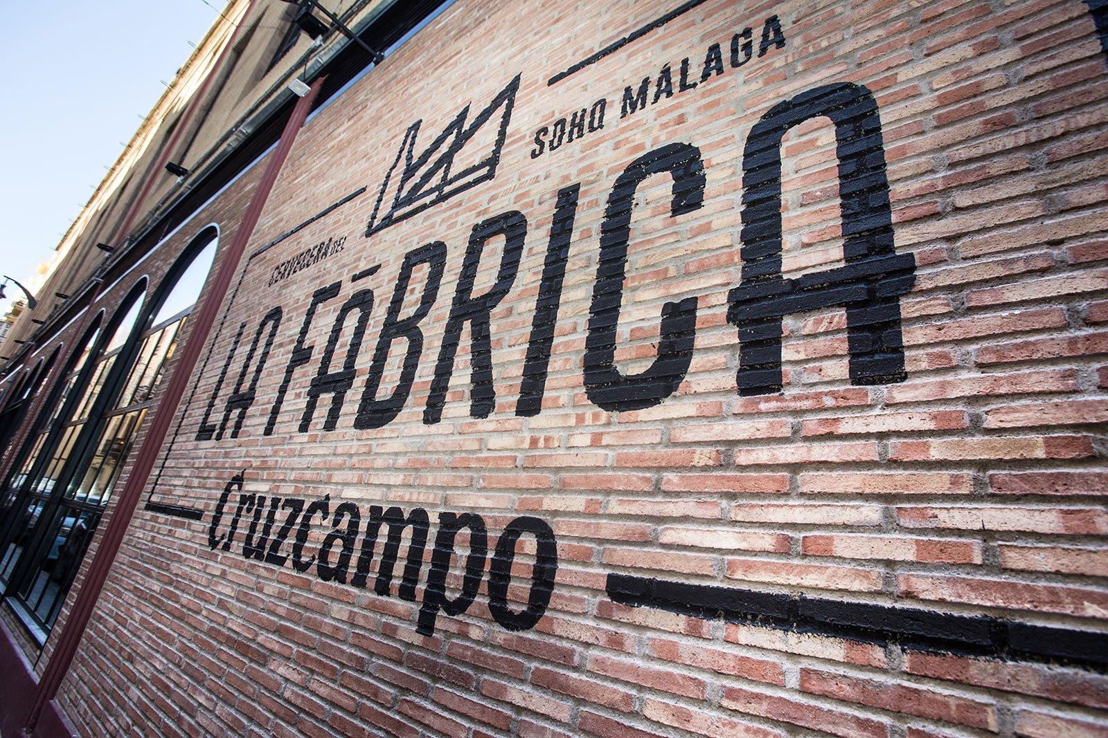 La Fábrica de cerveza de Málaga