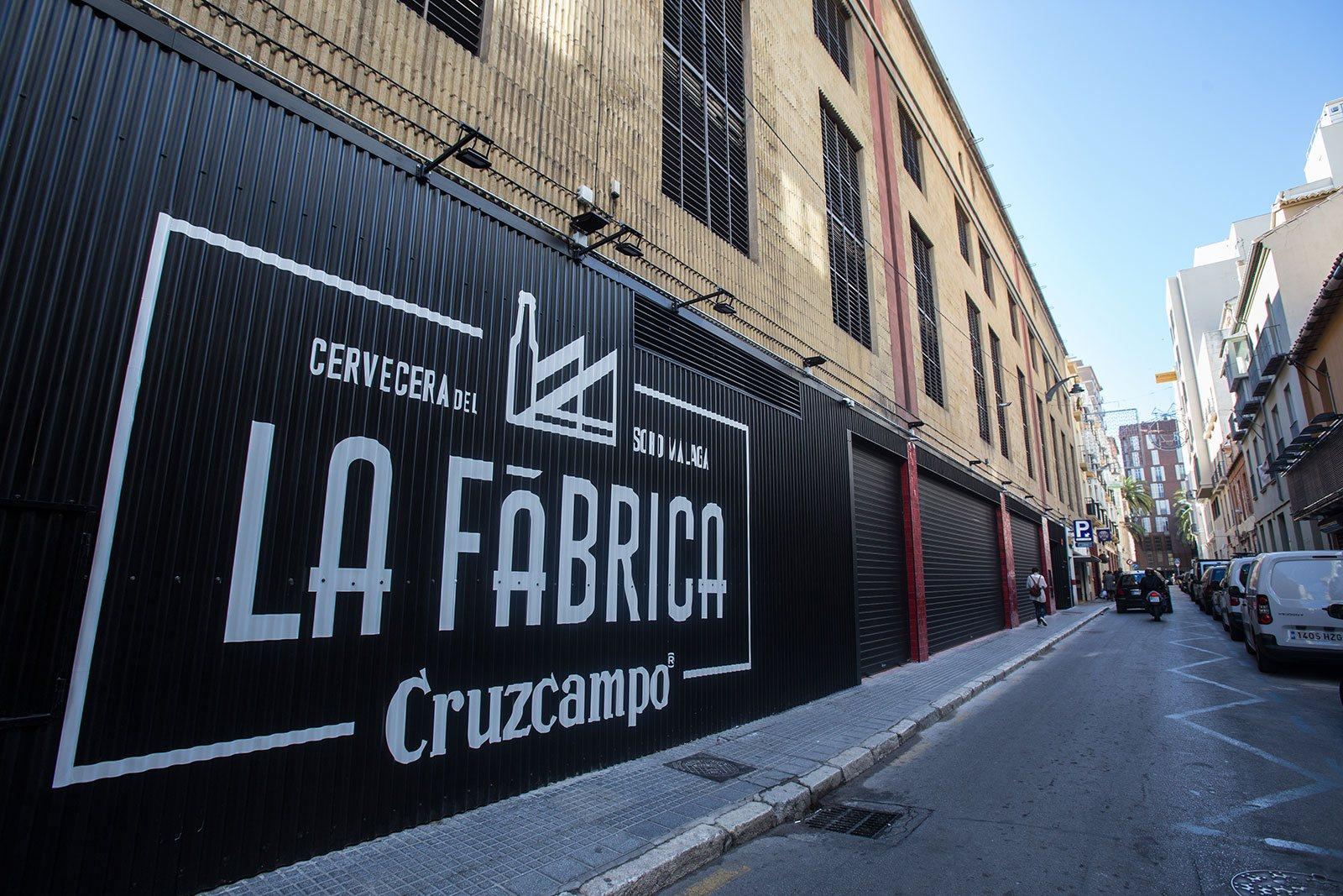 Arte urbano y callejero en La Fábrica