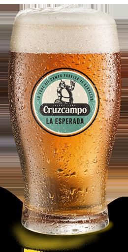 Cerveza artesanal La Esperada