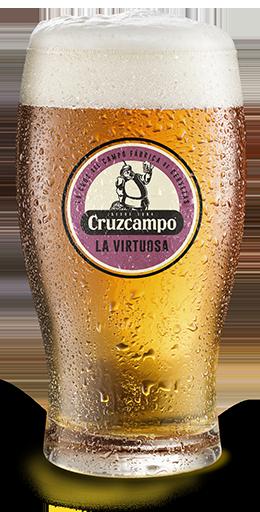 Cerveza artesanal La Virtuosa