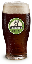 Cerveza artesanal Strong Ale Cruzcampo