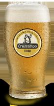 Cerveza artesanal Trigo Cruzcampo