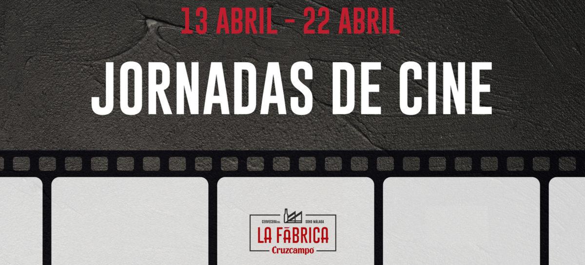 Jornadas de cine en La Fábrica