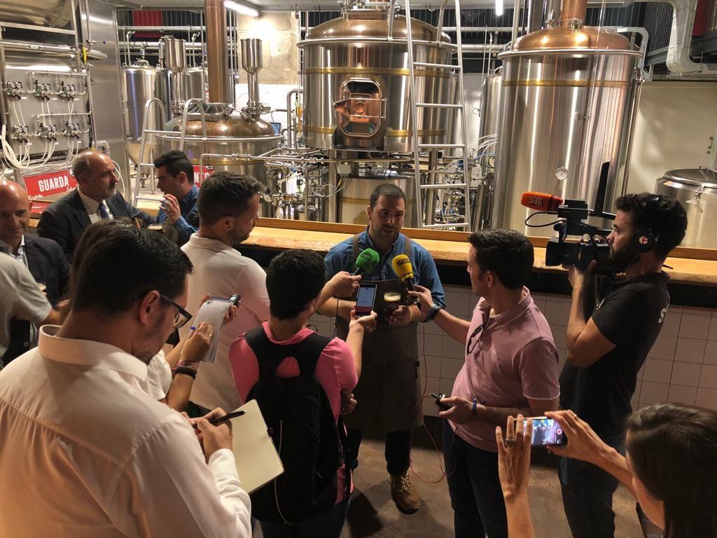 Nuestros maestros cerveceros hablan sobre la cerveza olivarera