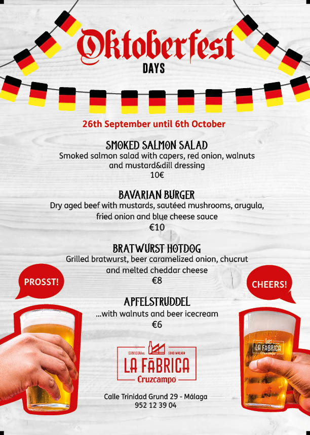Oktoberfest at La Fábrica